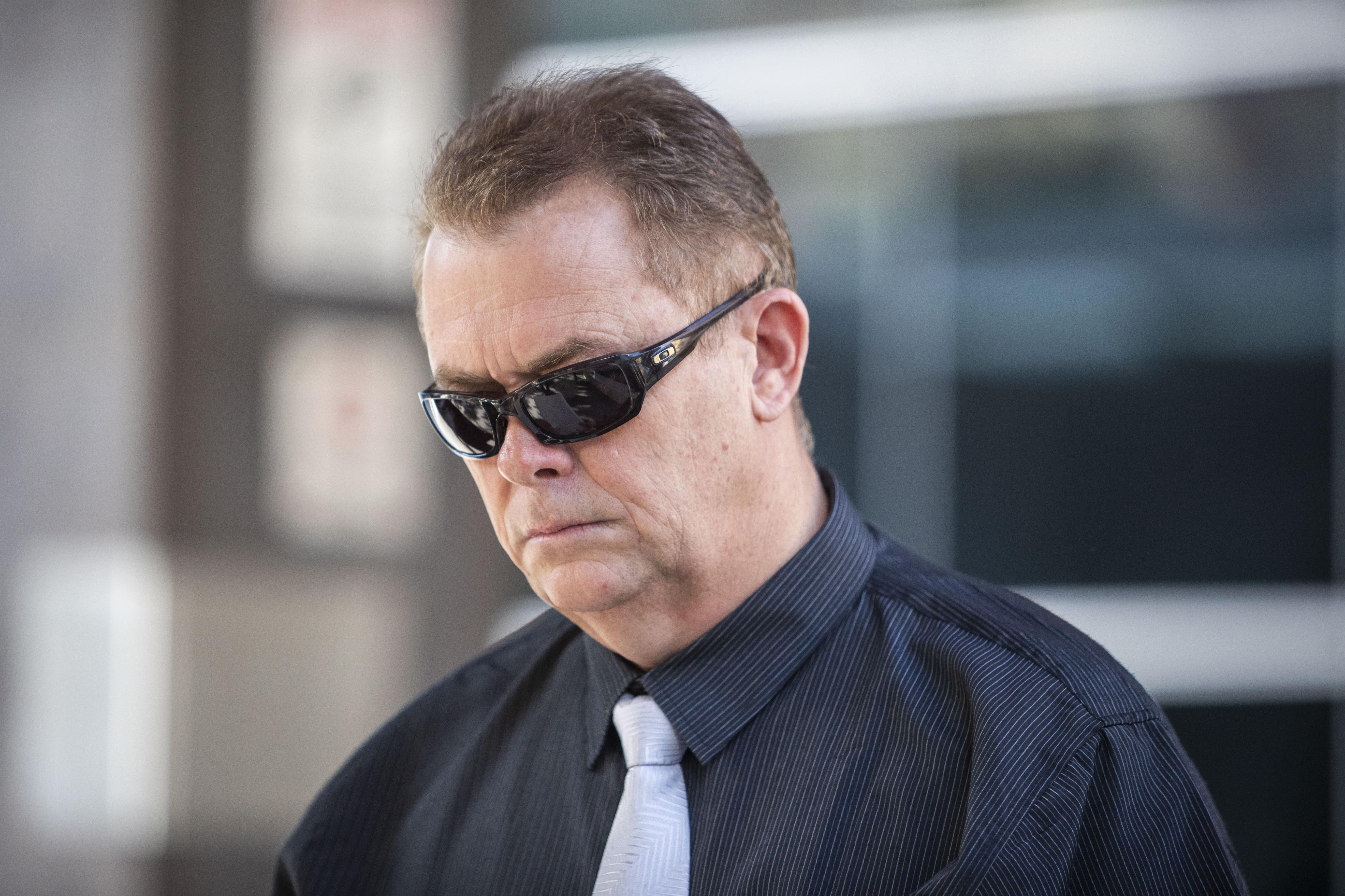 Queensland Police Senior Constable Neil Punchard.