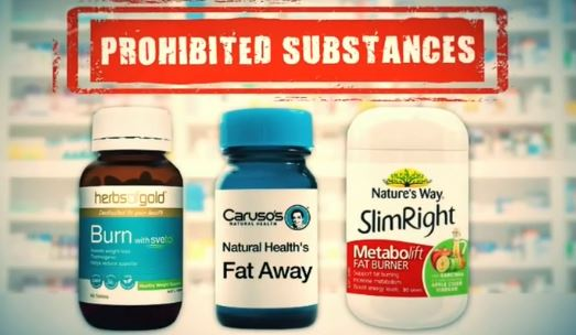 Several popular and widely used weight loss brands have been found to contain prohibited substances.