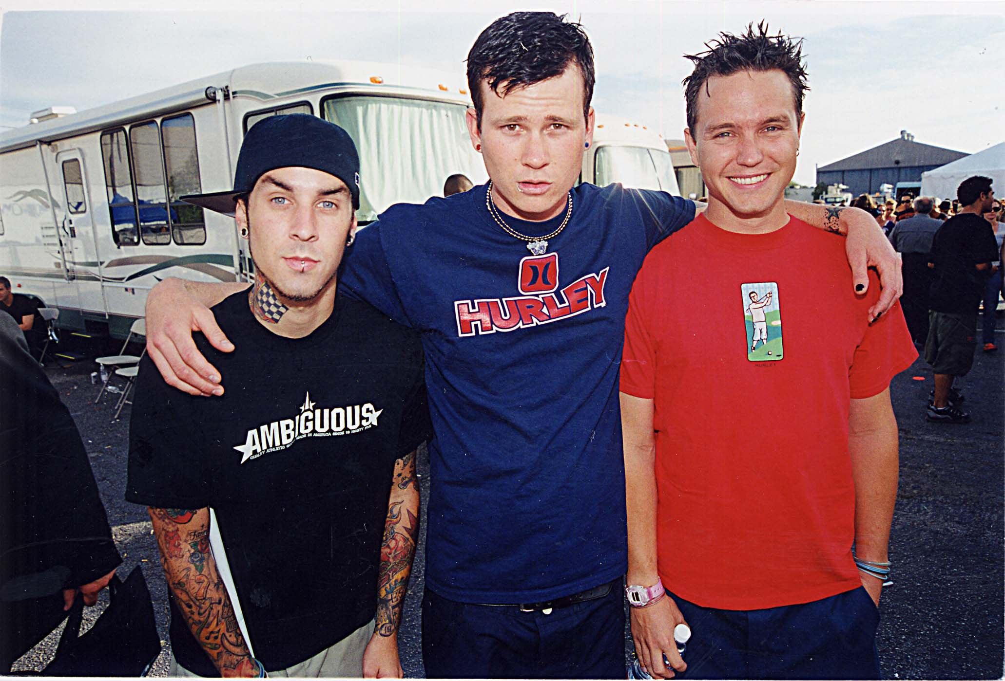 Travis Barker, Blink-182, where is he now