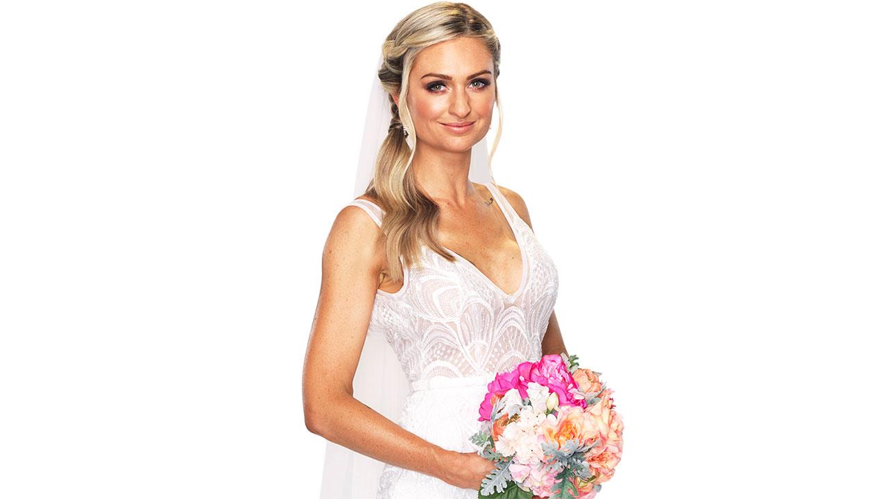 MAFS 2021 Bride Joanne