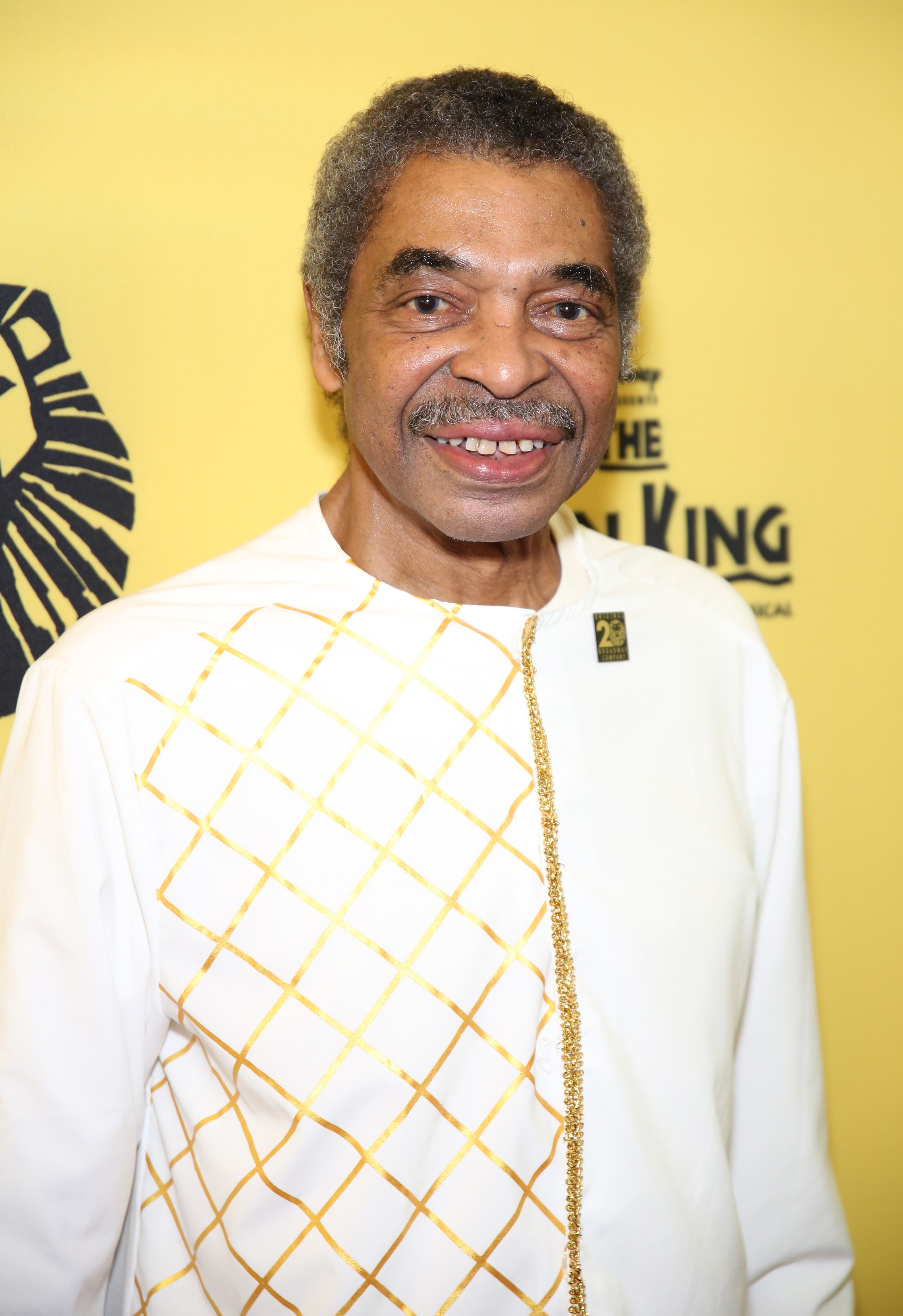 Samuel E. Wright attends the 20th Anniversary Performance of 'The Lion King' on Broadway After Party at The Minskoff Theatre on November 5, 2017 in New York City.