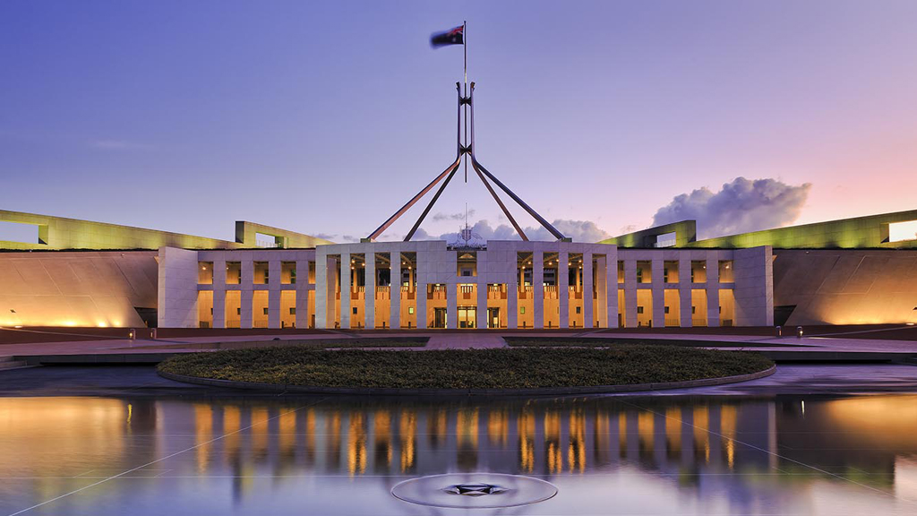 China 'blamed for cyber-attack' on Australian parliament