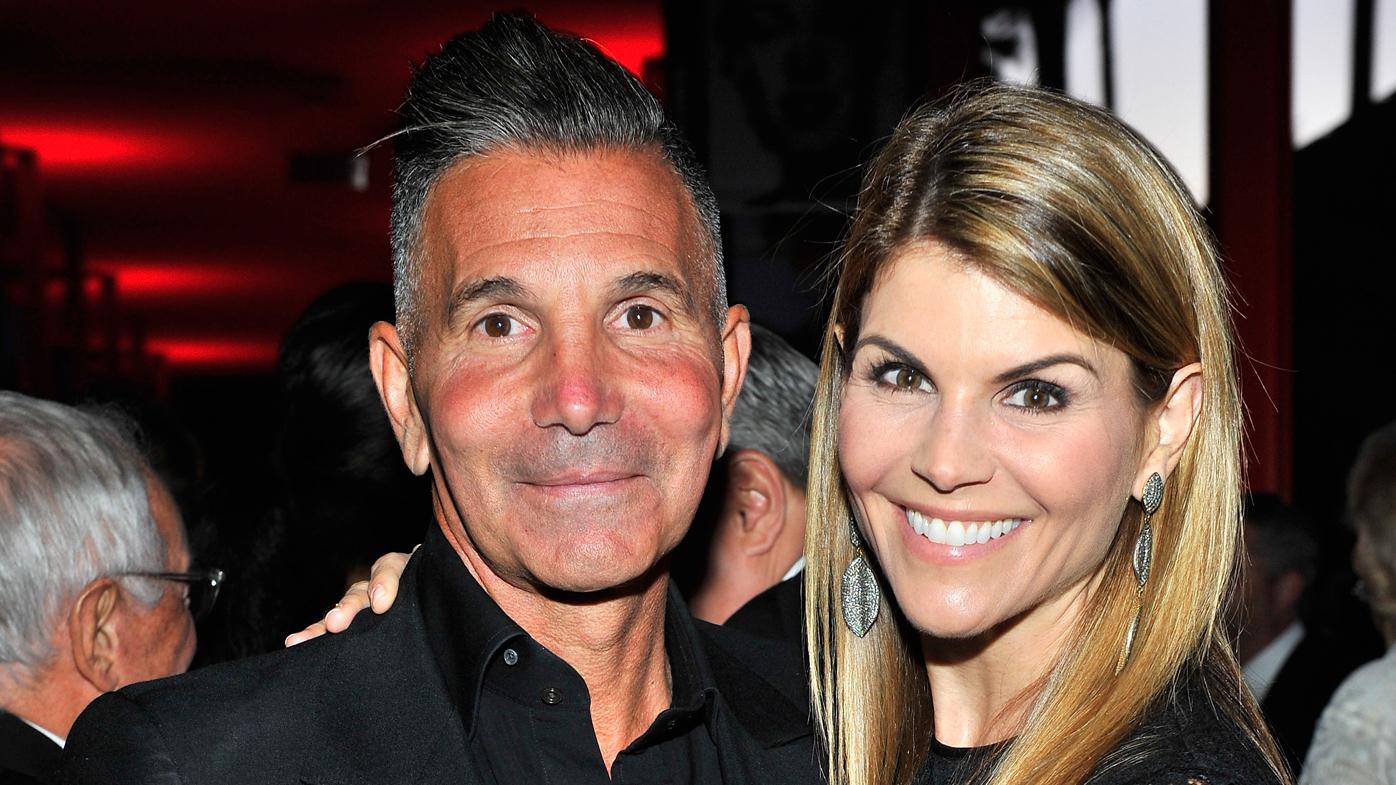 Lori Loughlin, husband, Mossimo Giannulli