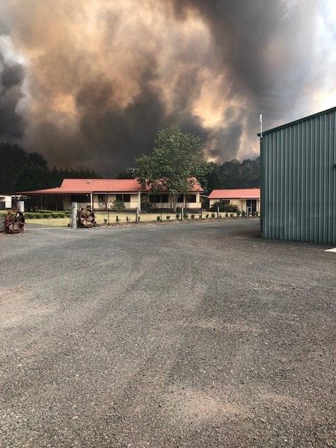 Man says village has been 'forgotten about' following black summer bushfires