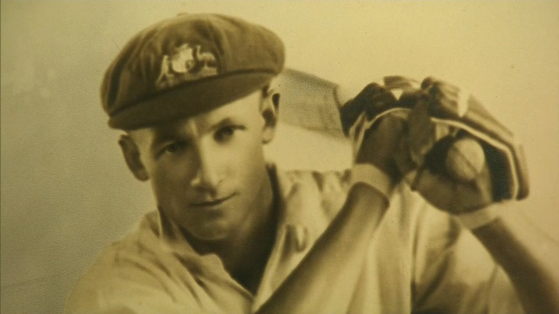 Bradman's 'first pitch' could be lost to retirement home