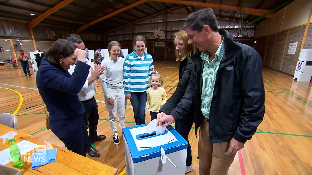 NSW Upper Hunter by-election count begins