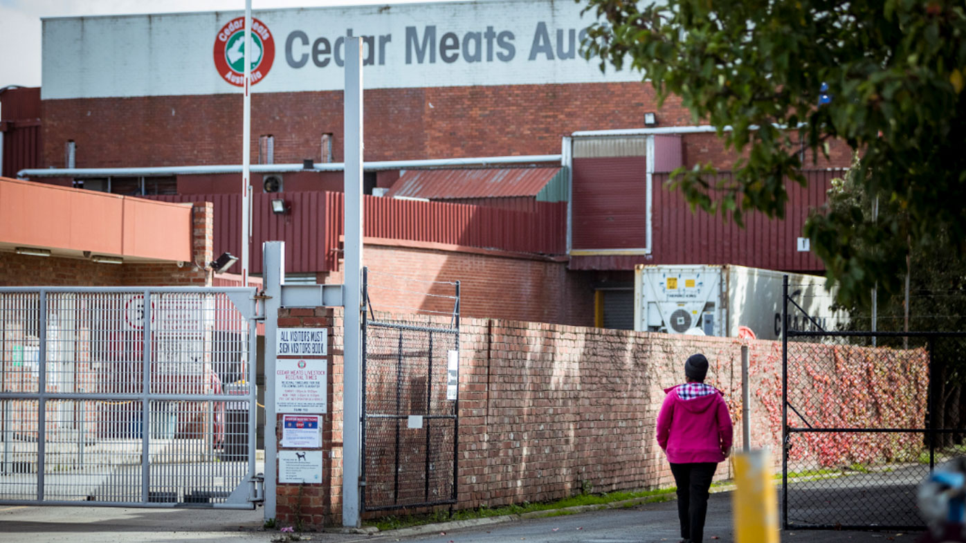 More cases linked to meat plant cluster