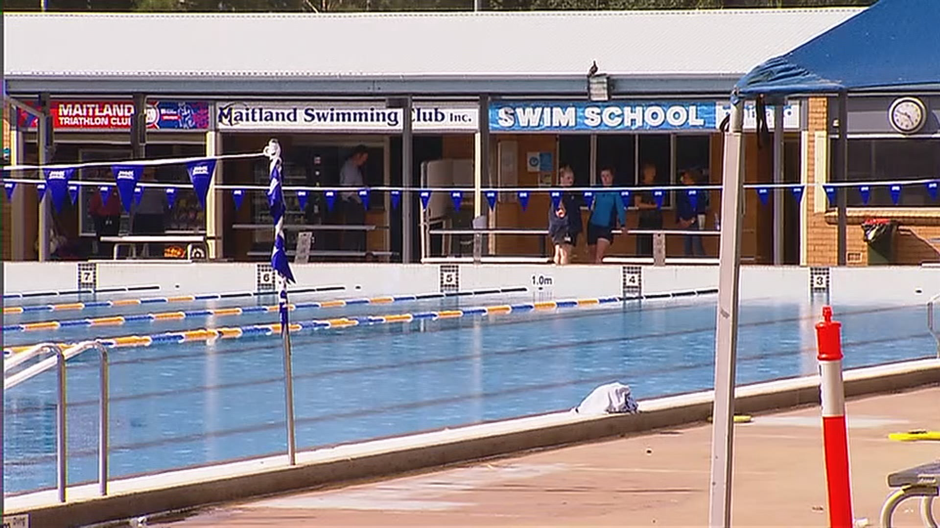 Girl dies after being pulled unconscious from local swimming pool