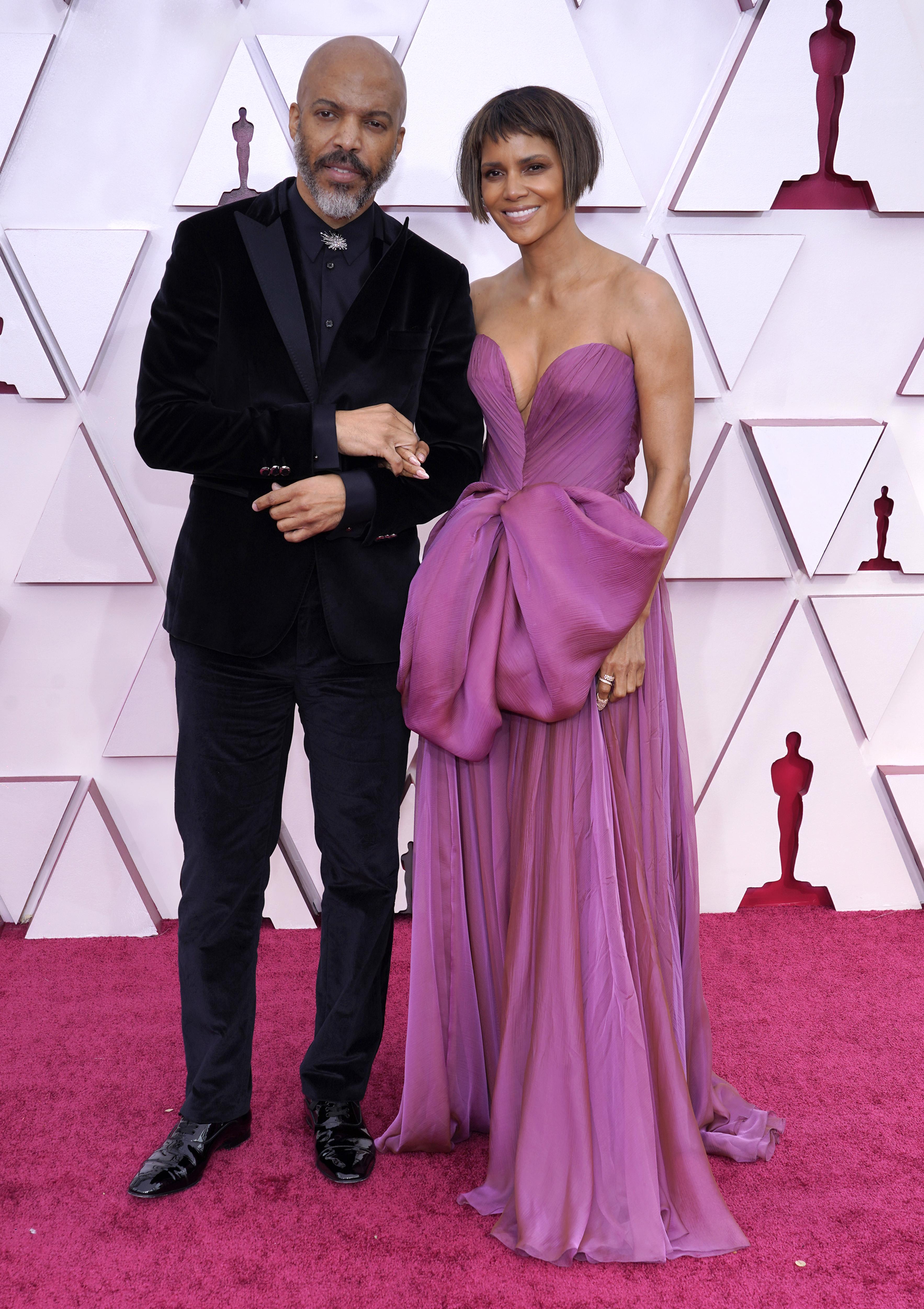 Van Hunt and Halle Berry