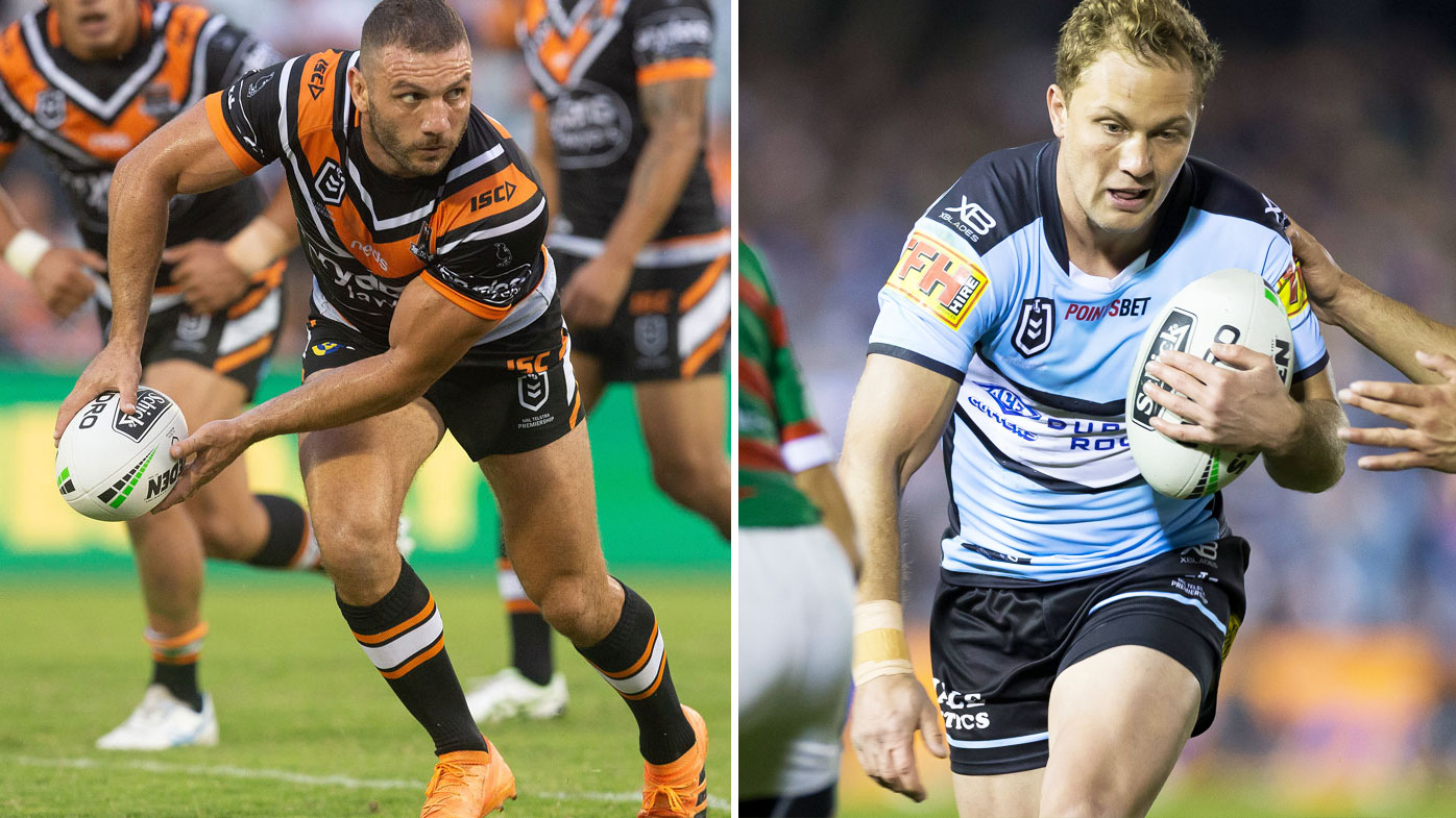 Robbie Farah and Matt Moylan race the clock to be fit for Sunday's pressure match
