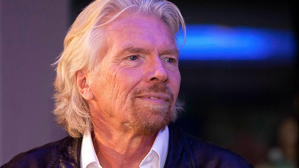 British billionaire Richard Branson today suspended business links with Saudi Arabia.