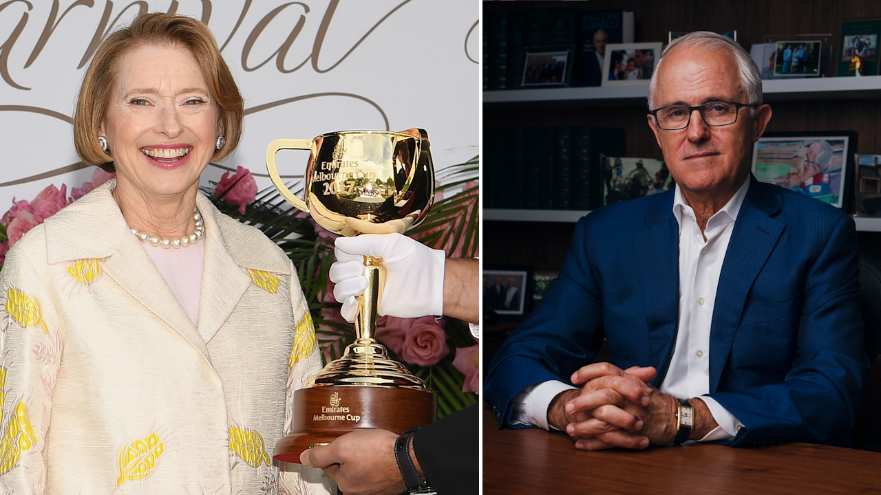 Australia Day Honours: Gai Waterhouse and Malcolm Turnbull among list
