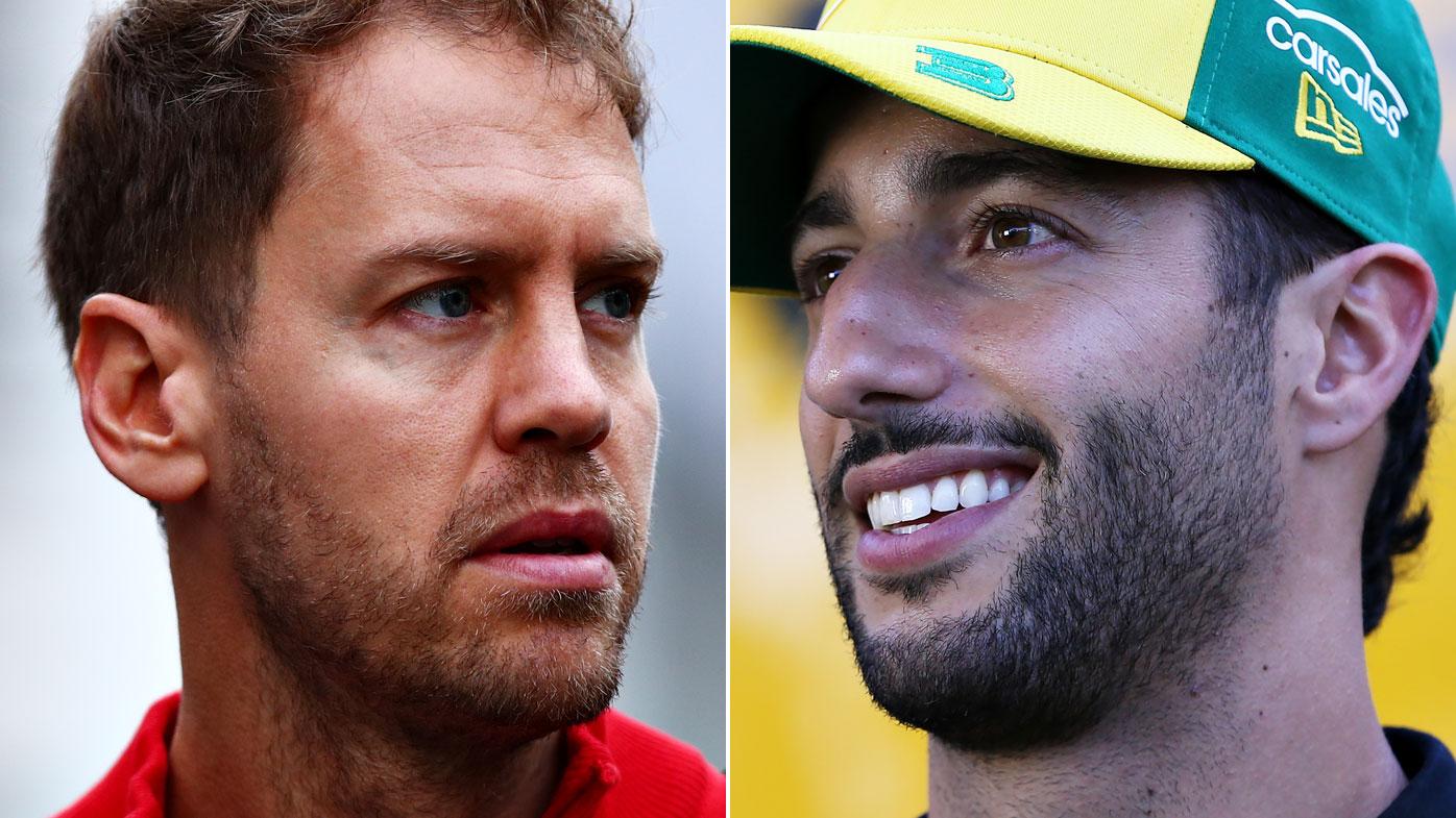 Vettel to leave Ferrari at end of 2020