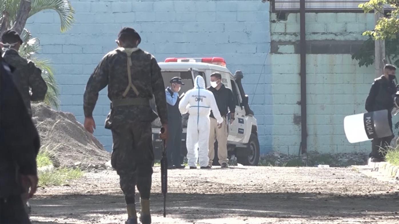 Inmates kill six others at women's prison in Honduras