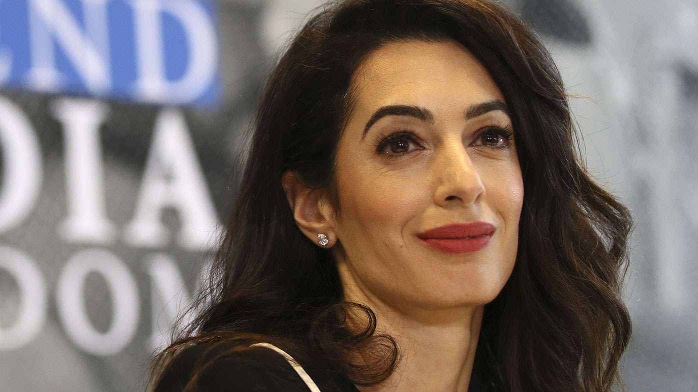 Amal Clooney quits UK role over Brexit plan