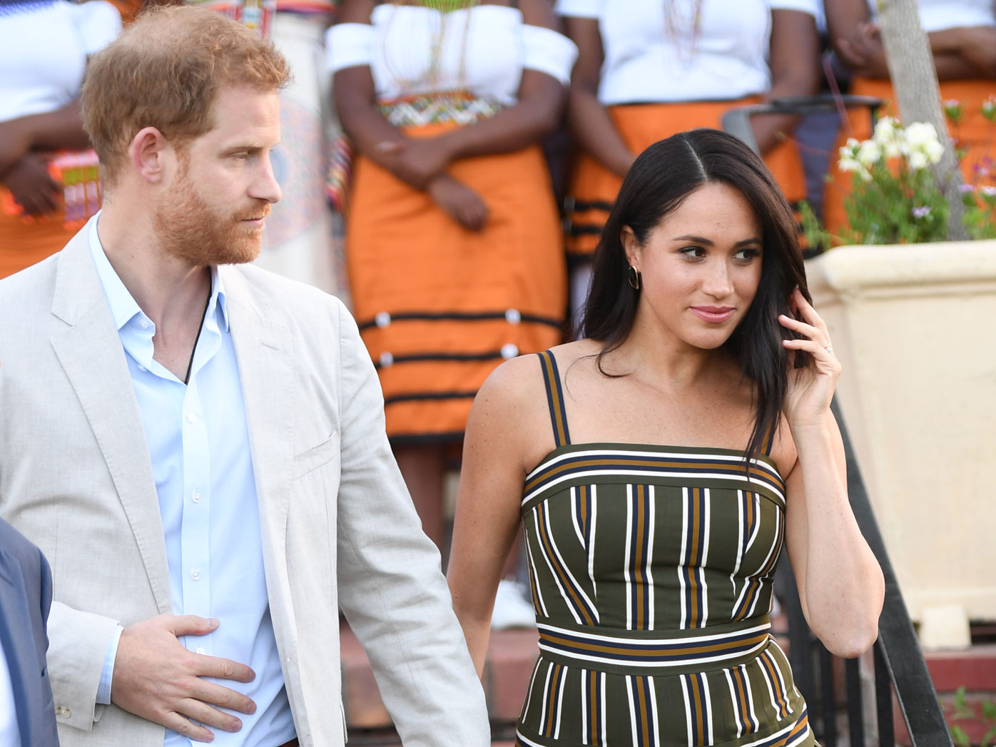 Palace insiders fuelling 'anti-Prince Harry and Meghan Markle hysteria', source claims