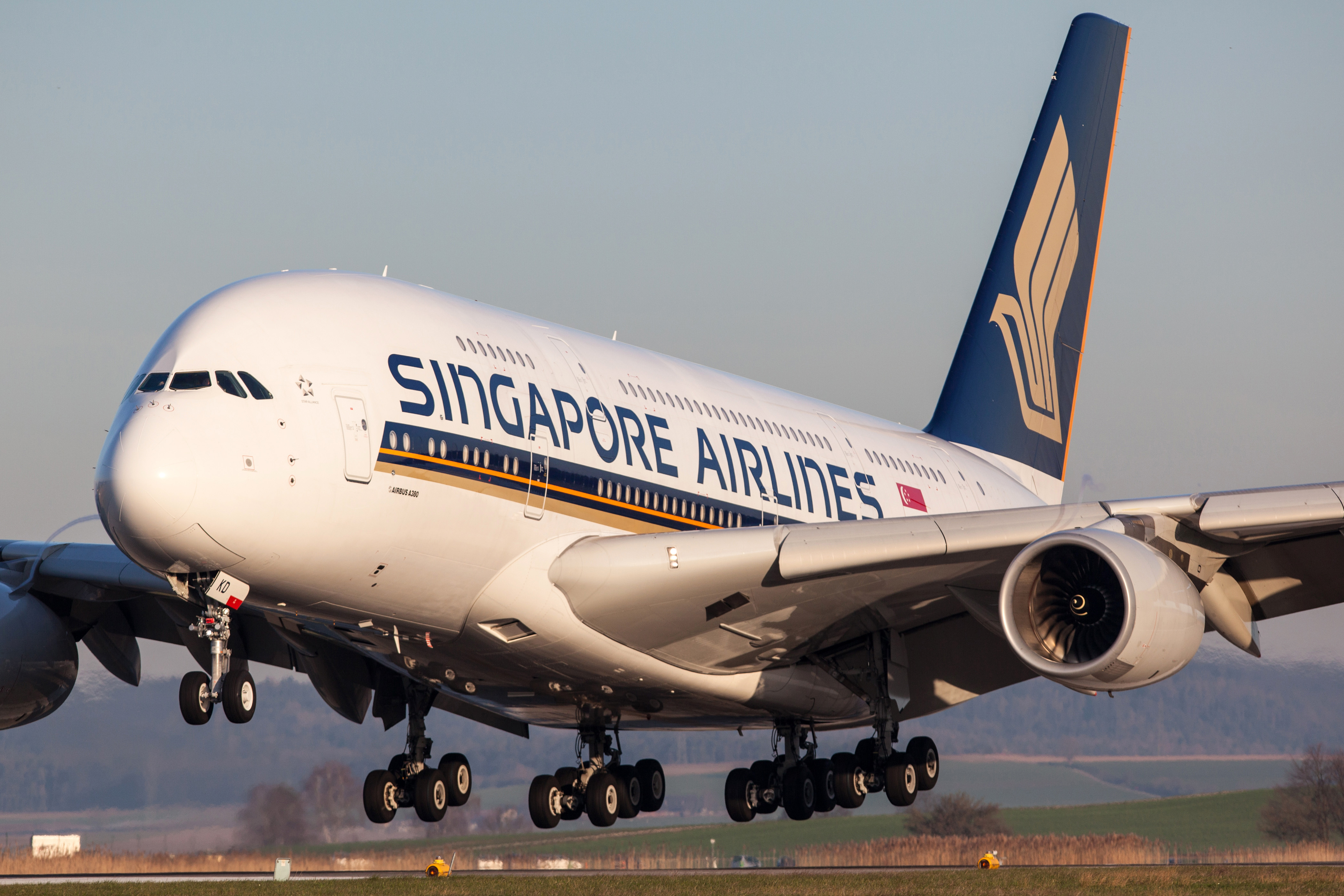 Singapore Airlines said it is working on how the rules will affect flights.