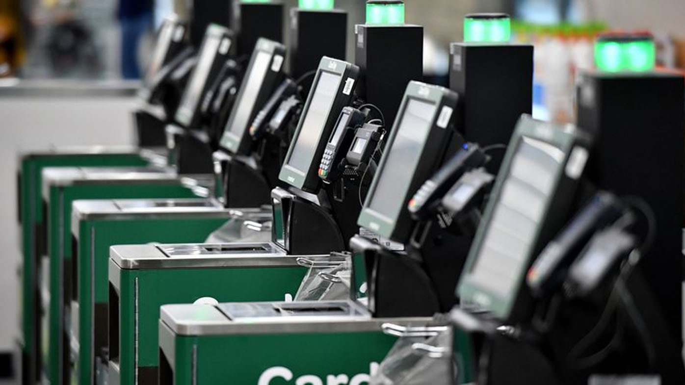 Beating self-service checkout theft