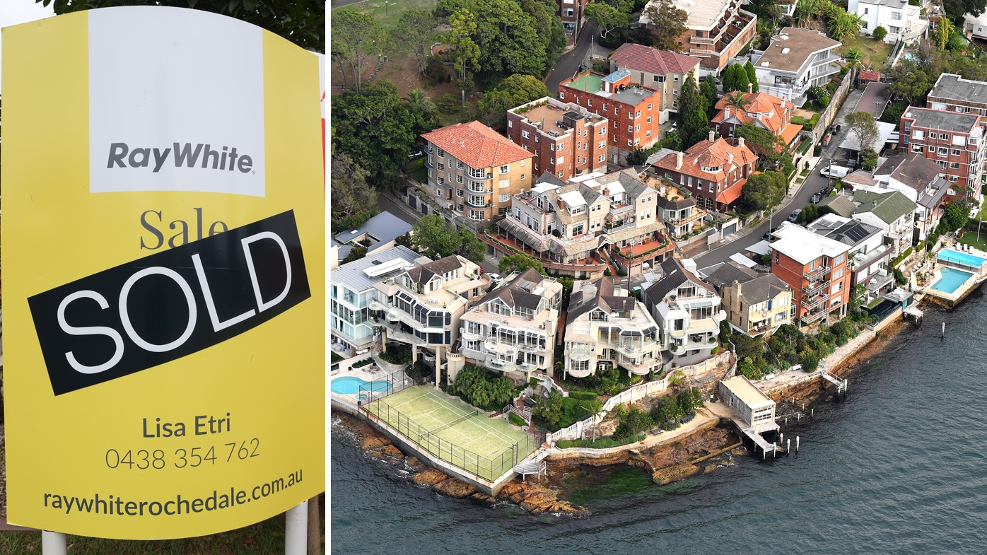 Sydney's median house price nears $1.5 million