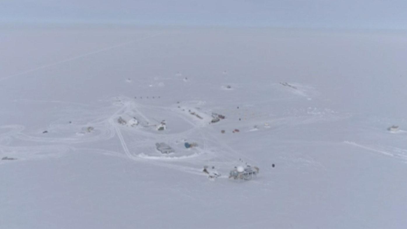 """The extreme rain event dumped an """"unprecedented"""" amount of water on Greenland's ice sheet."""