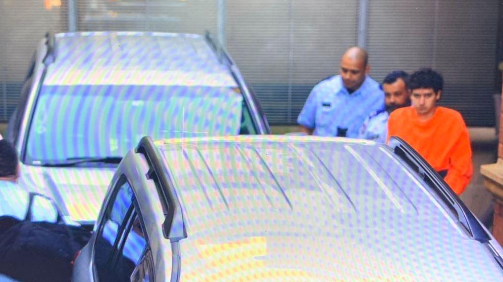 Mert Ney arrives for sentencing over murder of Michaela Dunn and 2019 knife rampage through the CBD
