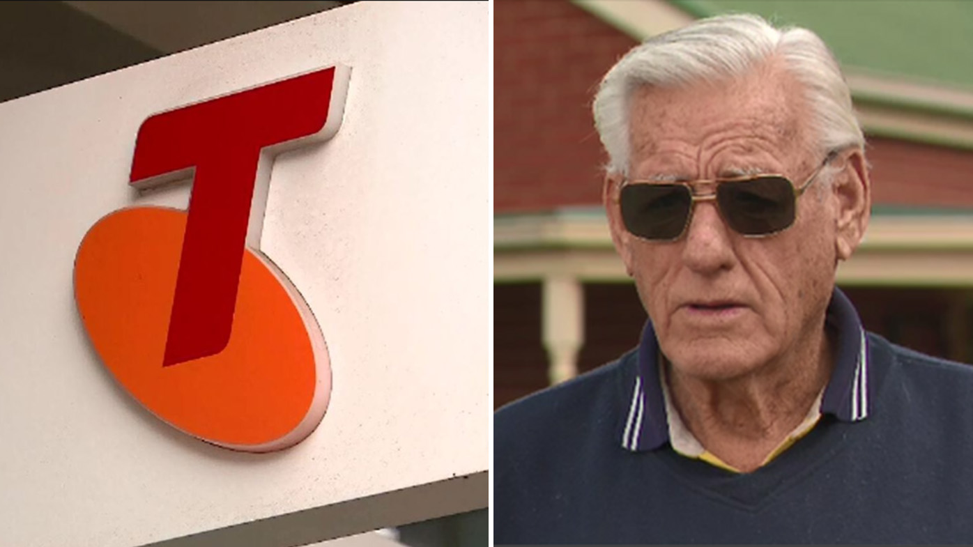 Telstra tries to charge elderly man $30 to install COVID app