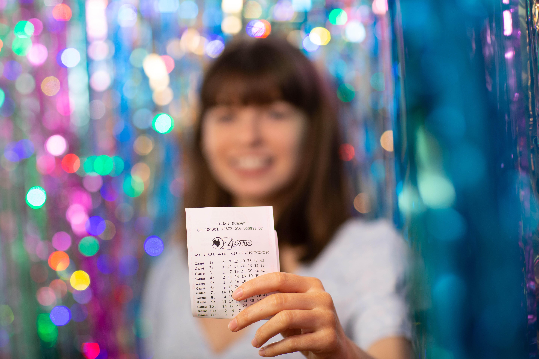 Queensland mum wins $30 million in Oz Lotto draw
