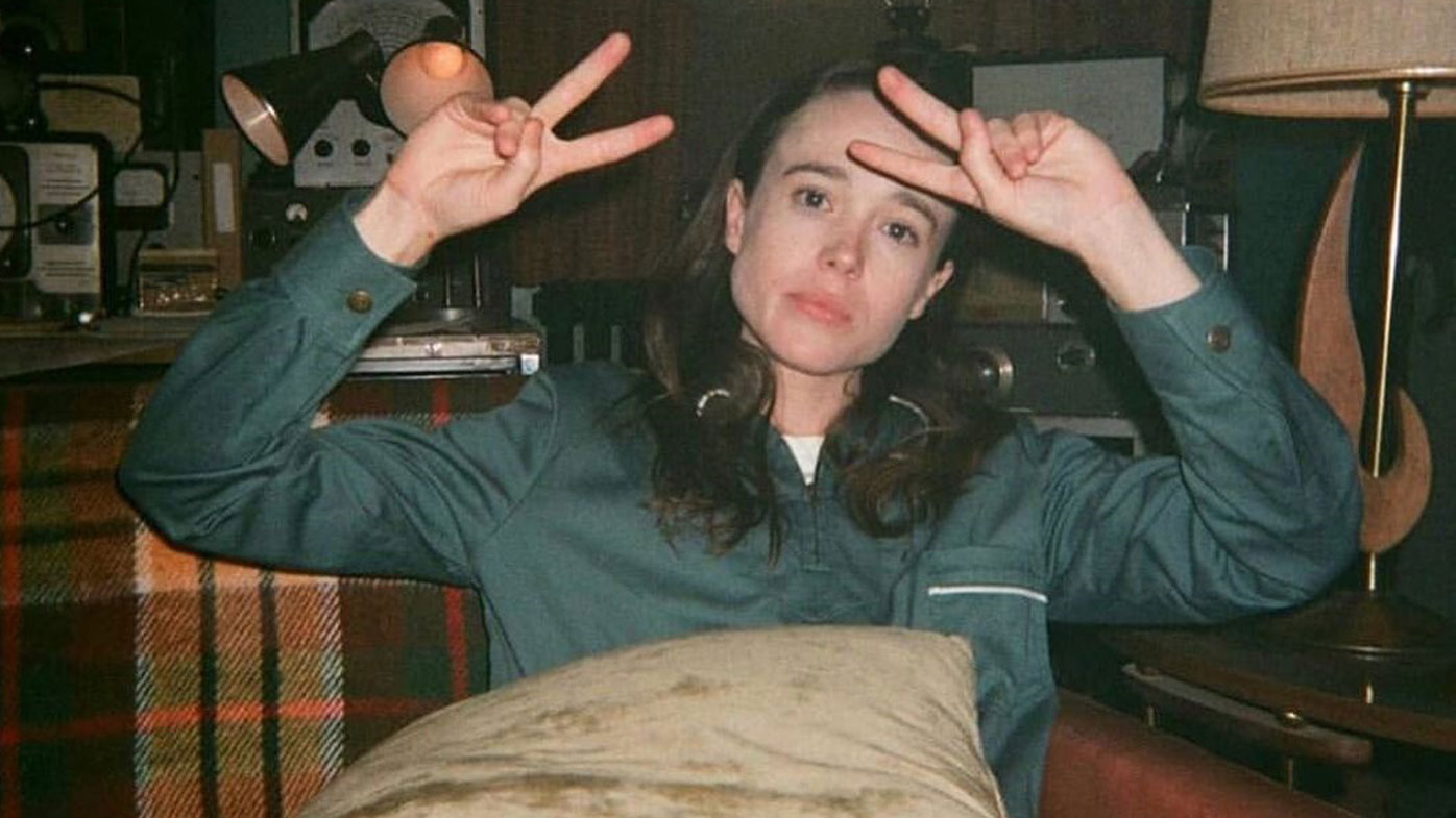 Elliot Page formerly known as Ellen Page