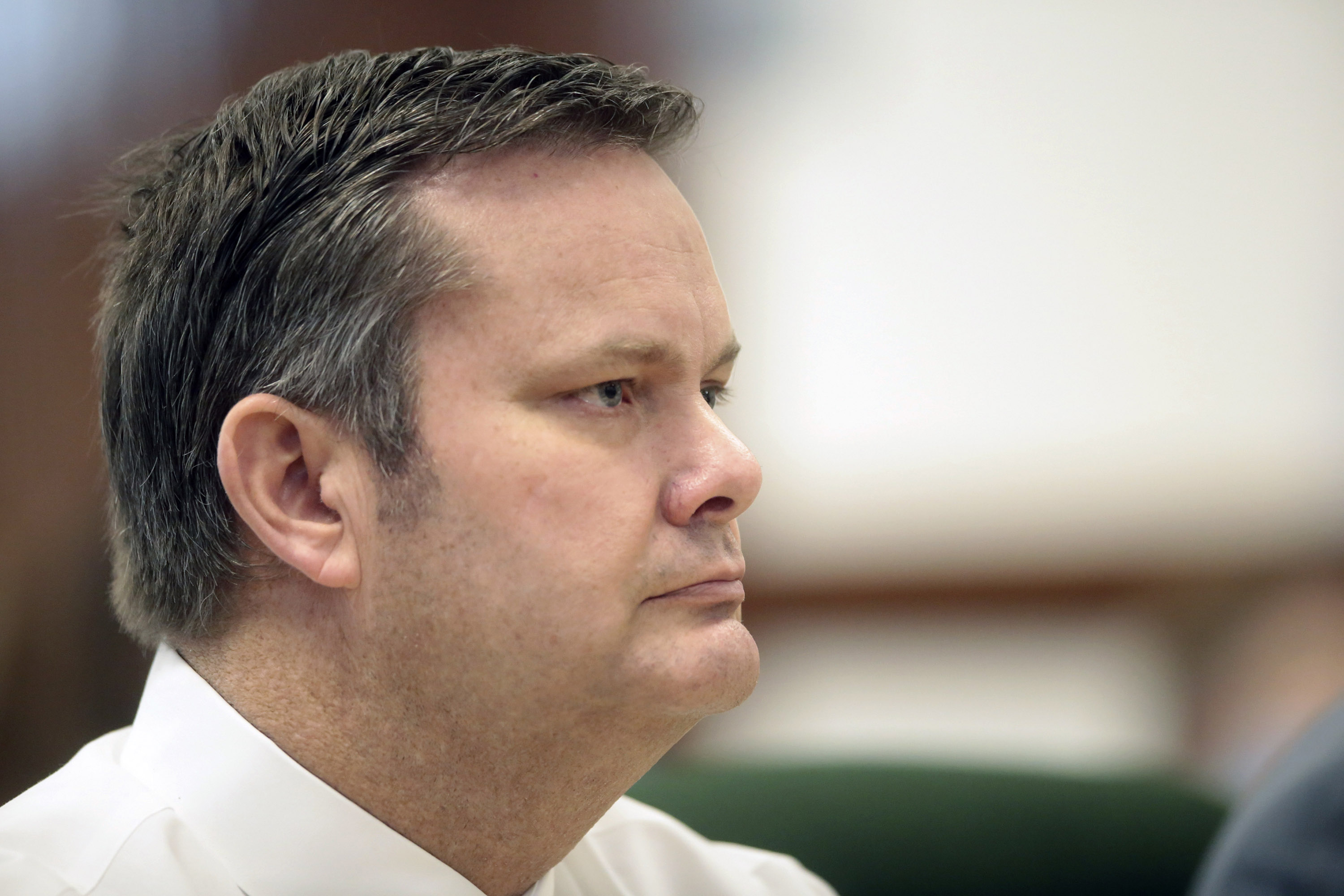 Chad Daybell appeared in a court hearing in St. Anthony, Idaho.