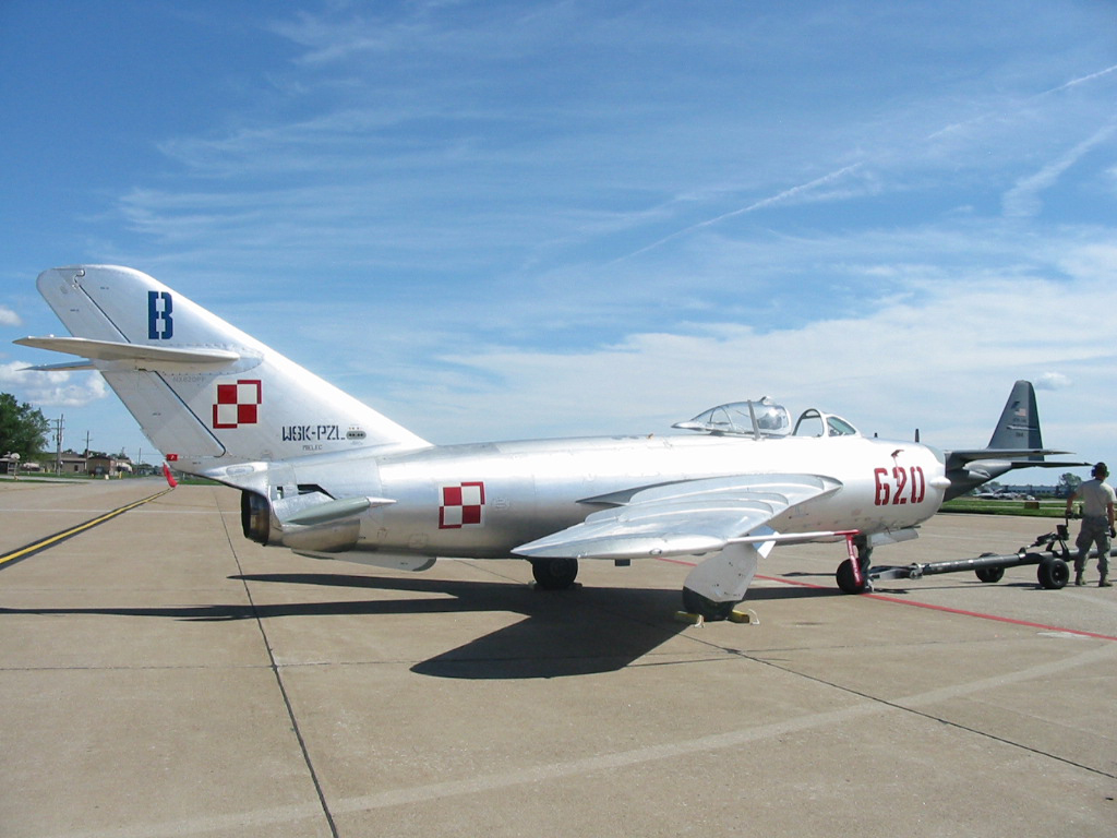 It took Blanchette 15 years to fully restore the jet fighter to its original condition. Today, the restored MiG is capable of performing a full aerobatic routine, including inverted flight and tight 8-G turns.