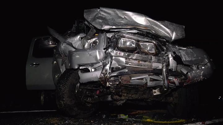 Two men dead in South Australian crash