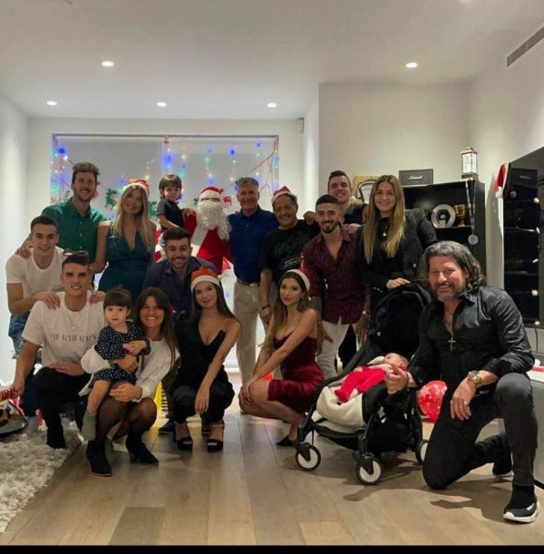 Football stars violate lockdown with house party