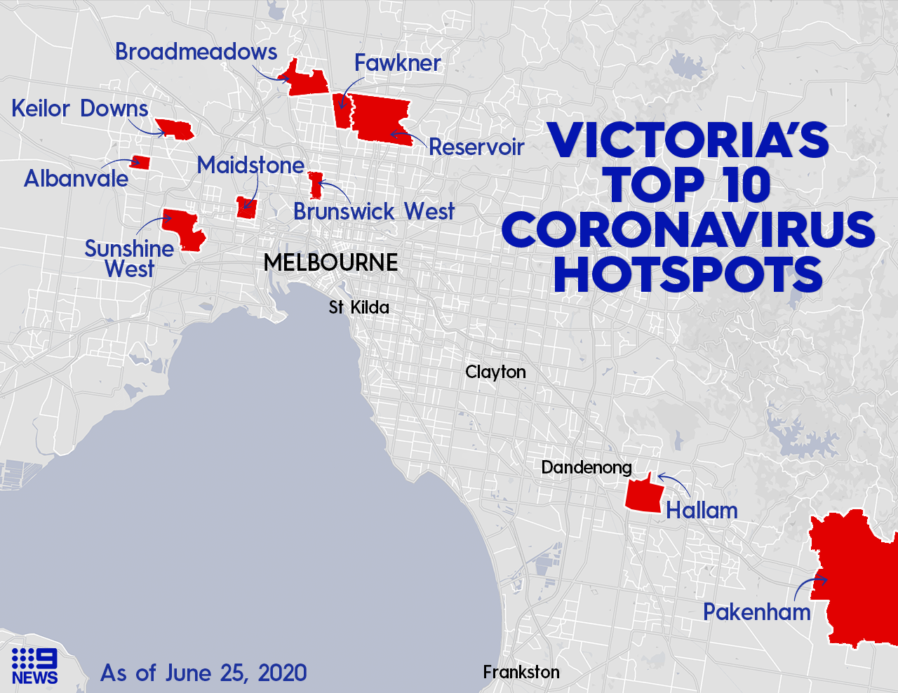 Coronavirus restrictions: everything ...