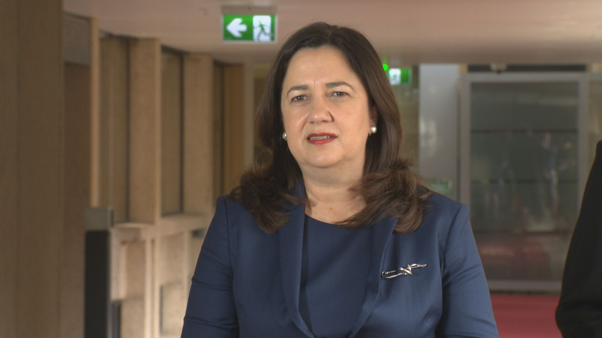 Queensland Premier Annastacia Palaszczuk said the state wants to host the Olympics in 2032.