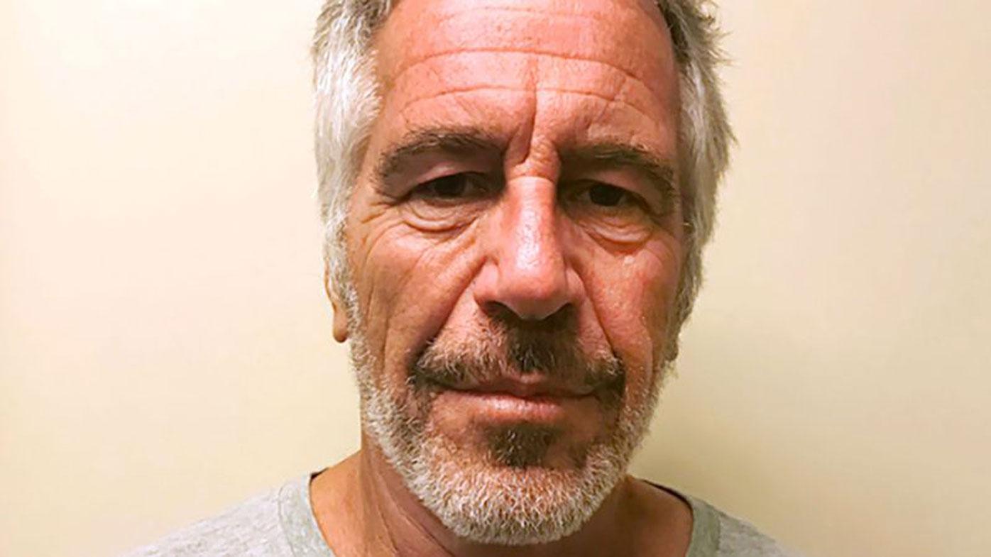 Jeffery Epstein – July 2019