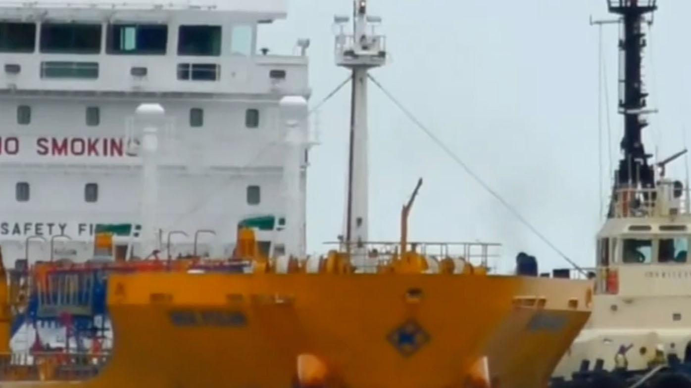 Sydney workers boarded virus-stricken ship