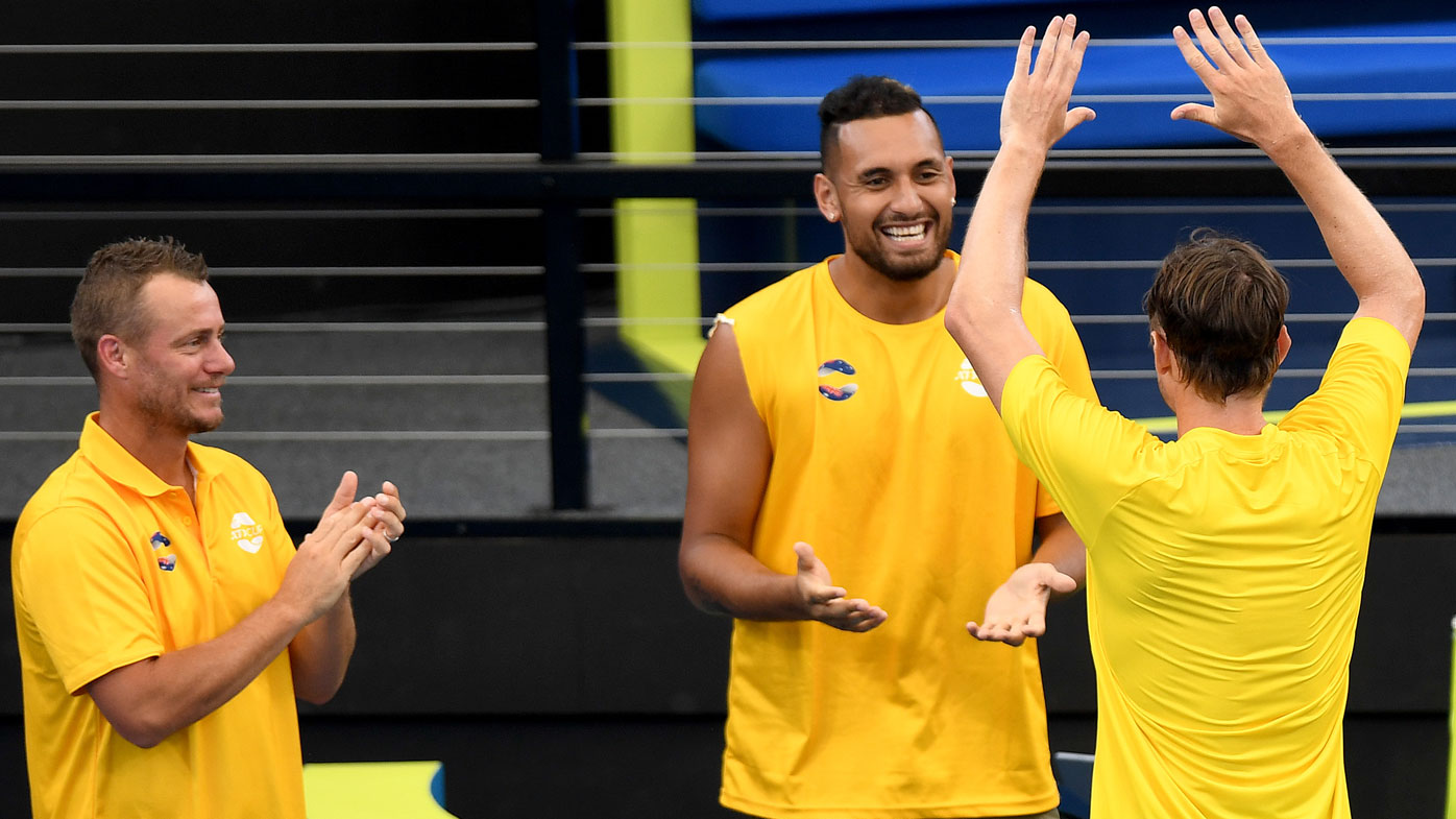 No Kyrgios? No problem! Hosts Australia beats Canada at ATP Cup