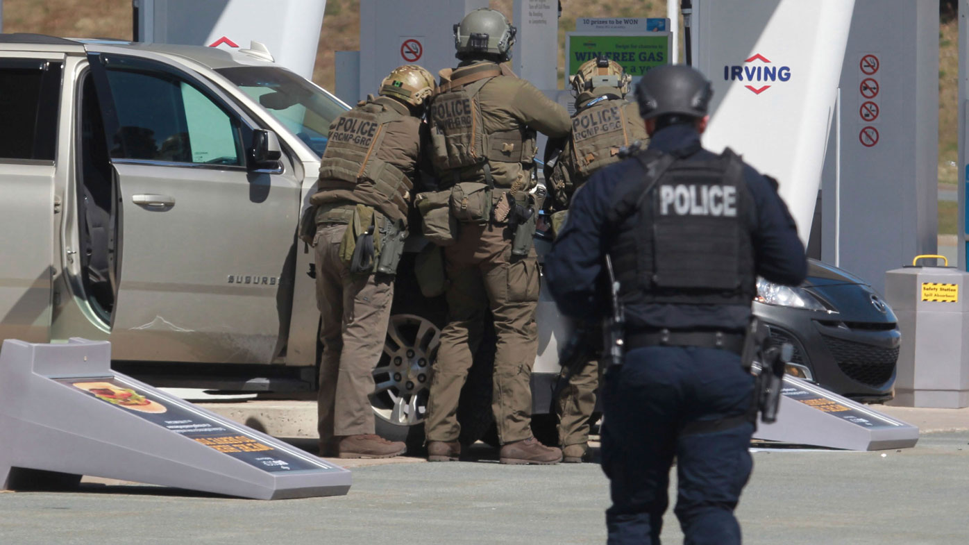 At least 18 killed in one of Canada's deadliest mass shootings