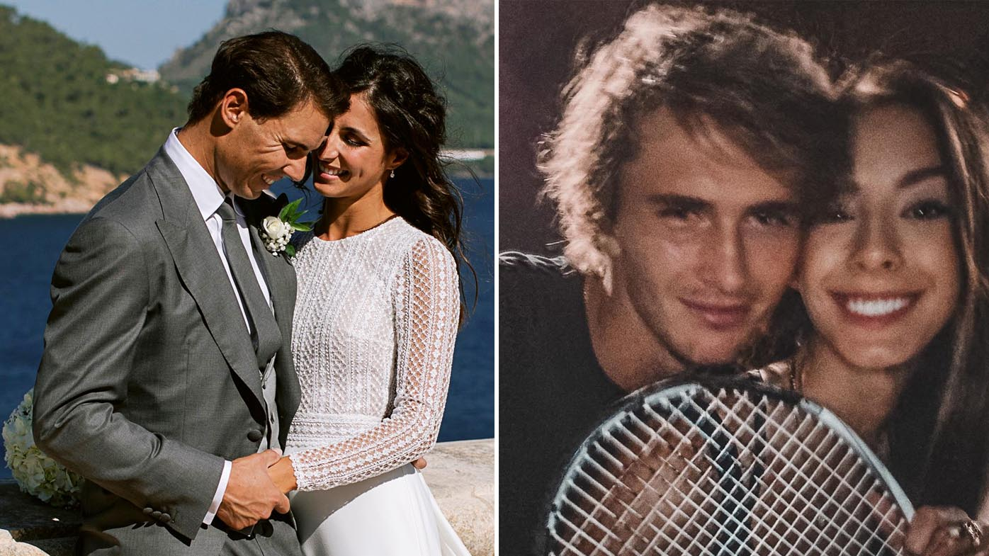 Australian Open 2020 The Wives And Girlfriends Of Your Favourite