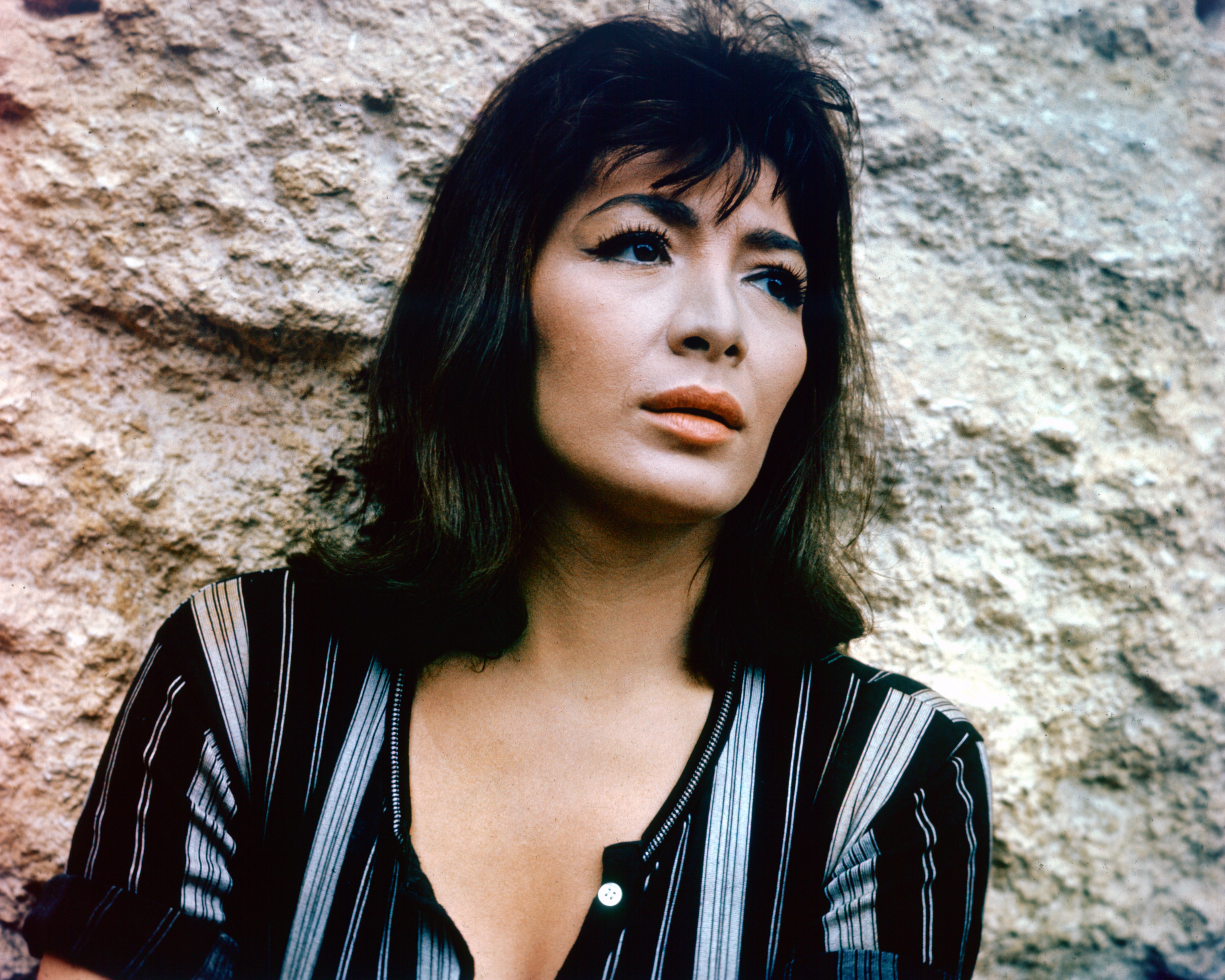 Juliette Greco in 1965