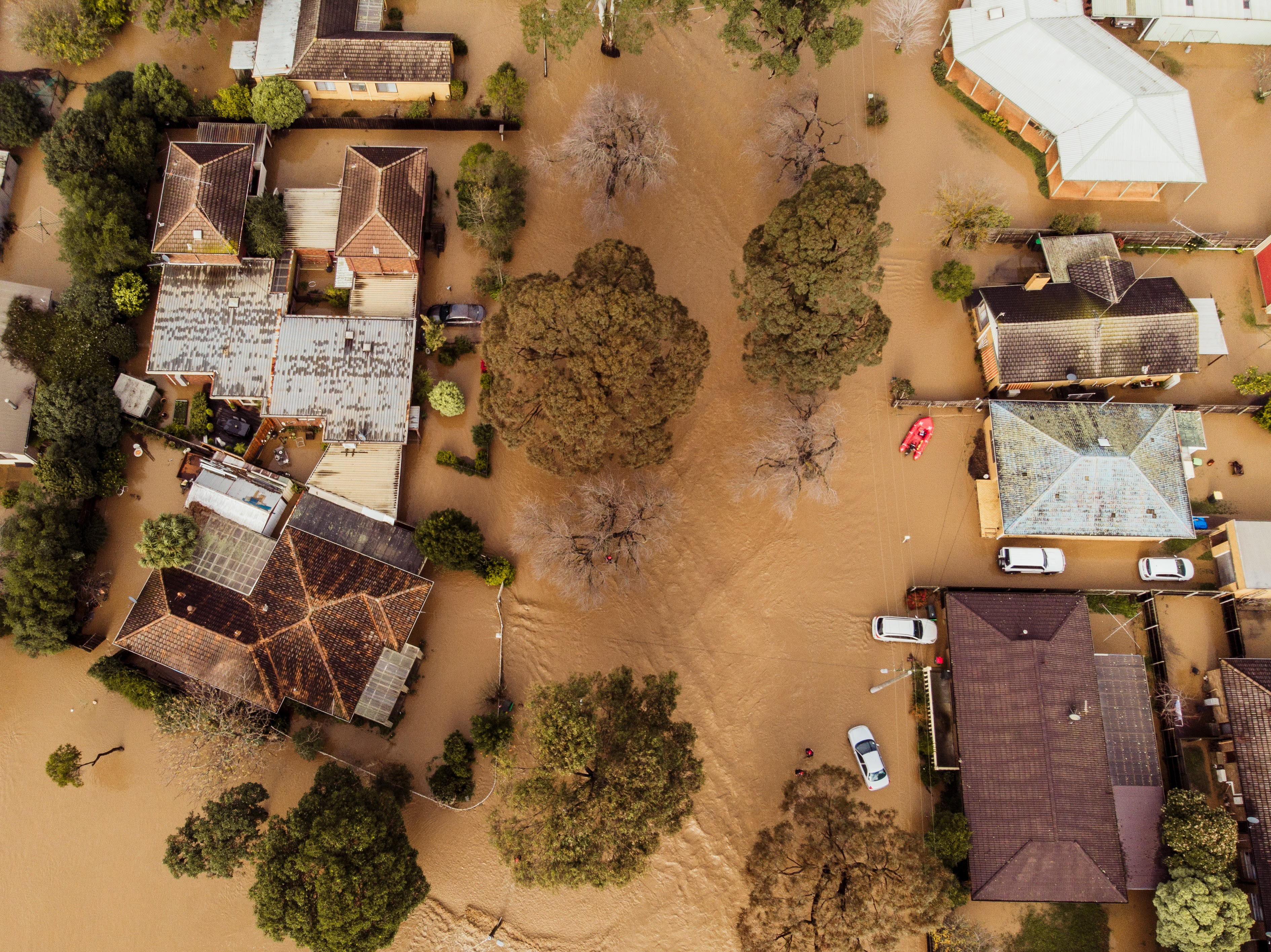 'Safe to return' to Victorian town after evacuation order lifted