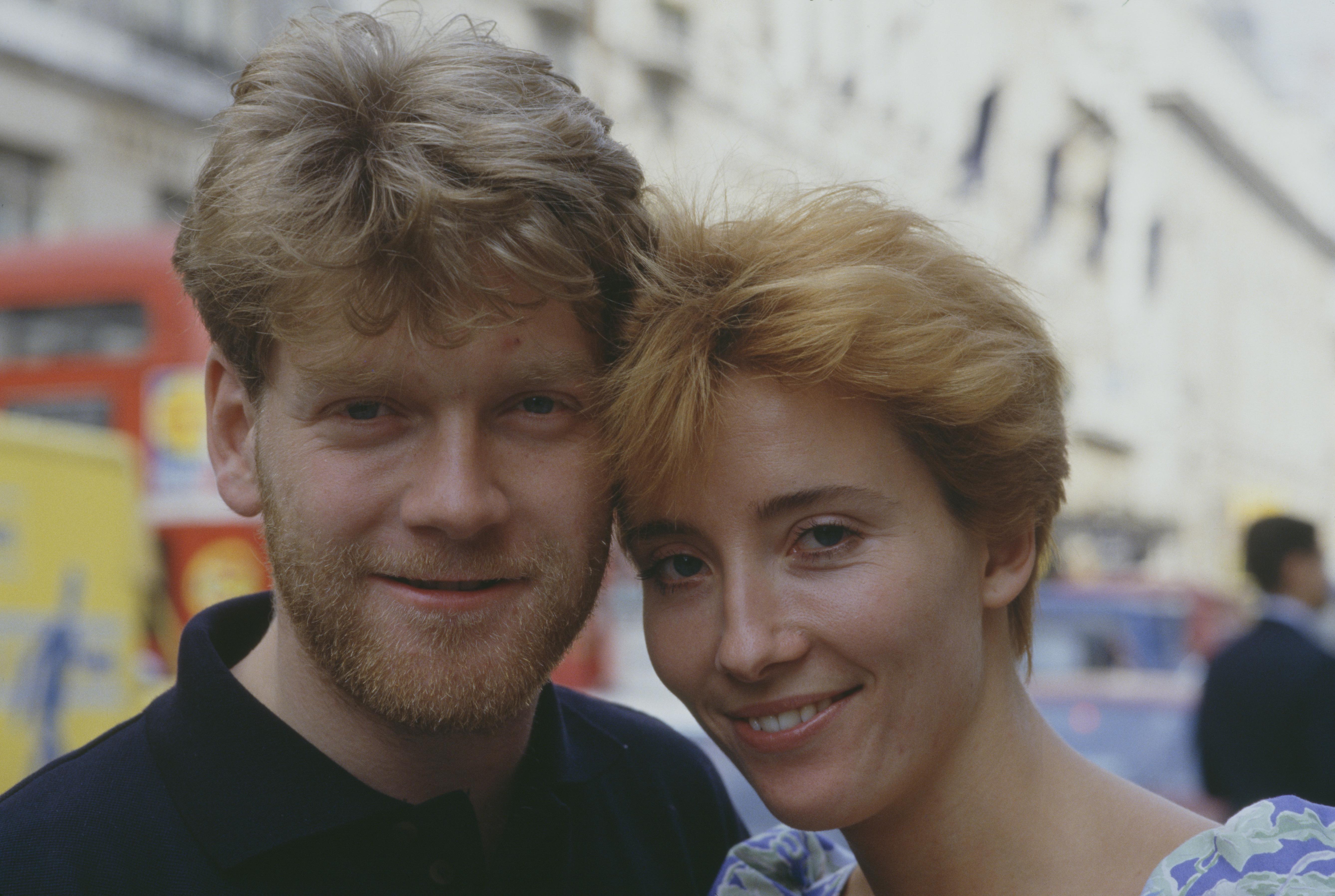 Kenneth Branagh, Emma Thompson, divorce, what happened, explainer