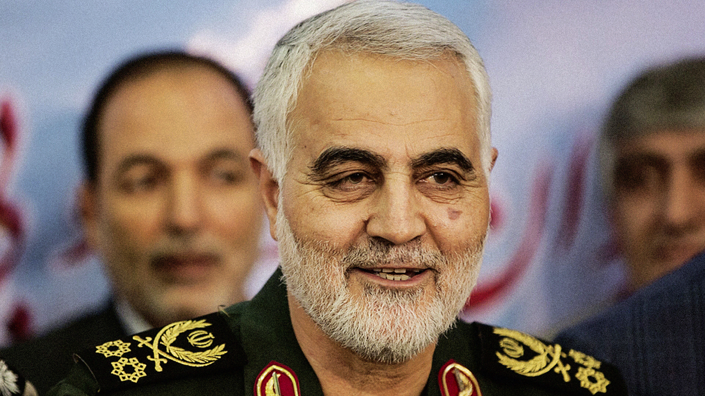 """US authorities are increasing vigilance and fortifying defences as Iran warns of a """"harsh revenge"""" in the aftermath of a US drone strike that killed Qasem Soleimani, the powerful commander of the country's elite Quds Force."""
