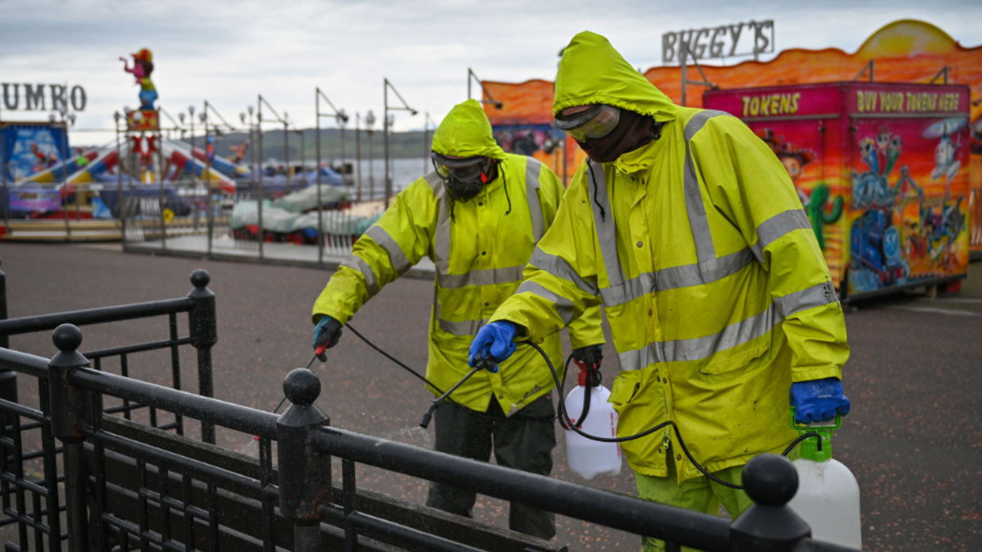 UK may tighten coronavirus restrictions