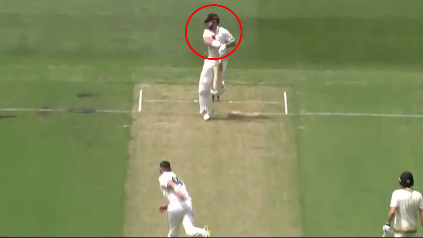Australian Batsmen Take Hard Blows To Body On Dangerous MCG Pitch
