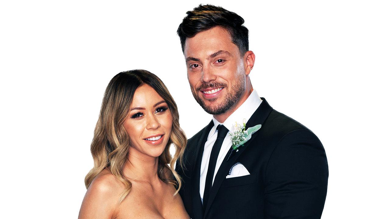 MAFS 2021 Alana and Jason