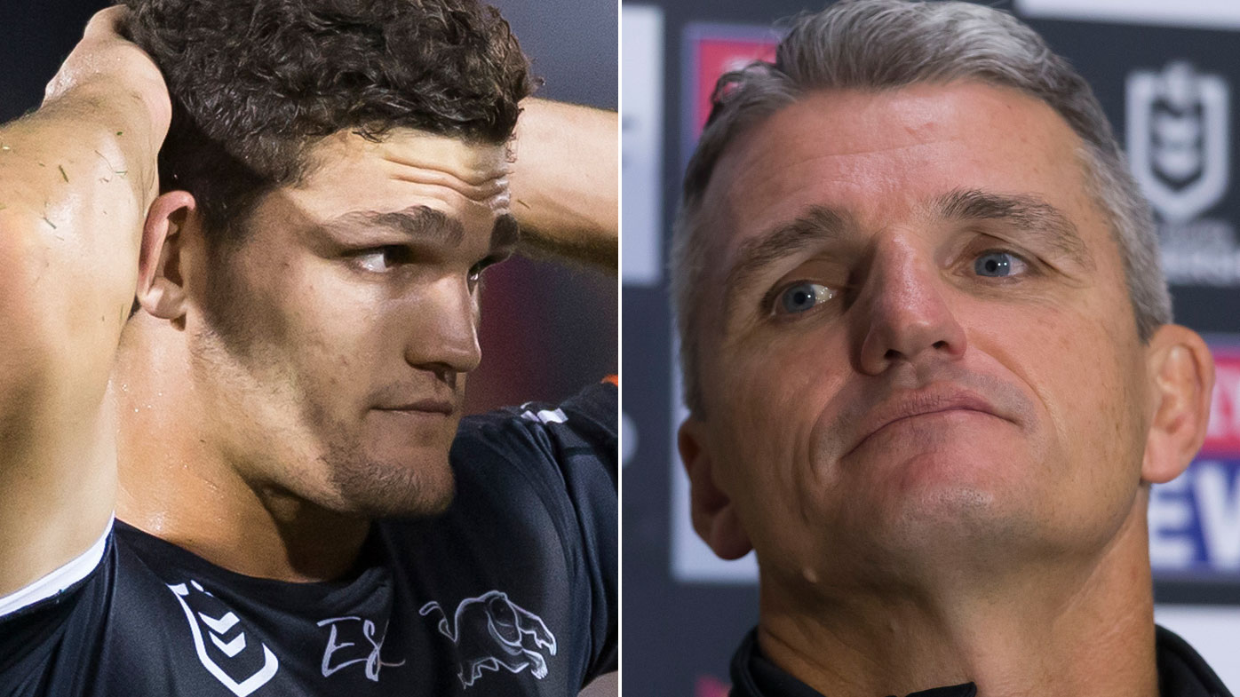 NRL news   Nathan Cleary busted with group of women at home on Anzac Day, Danny Weidler