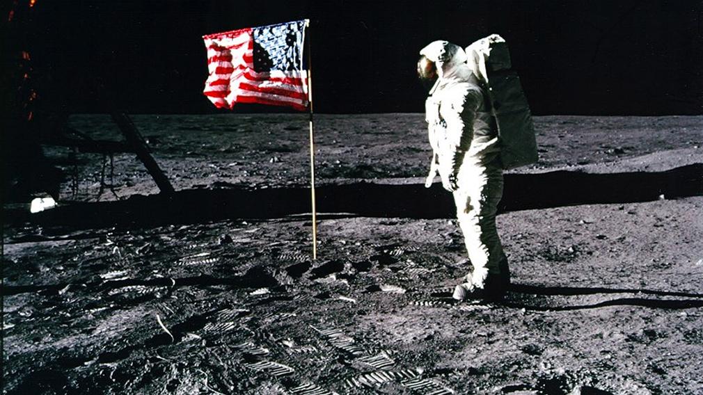 Moon landing 50th anniversary 190703 NASA sold Apollo 11 footage to intern space news World
