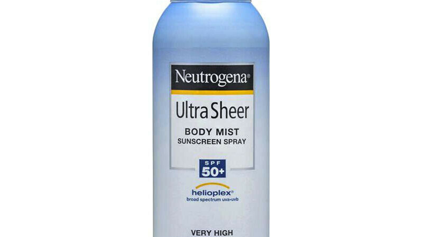 Popular sunscreen brand recalled after traces of chemical benzene found