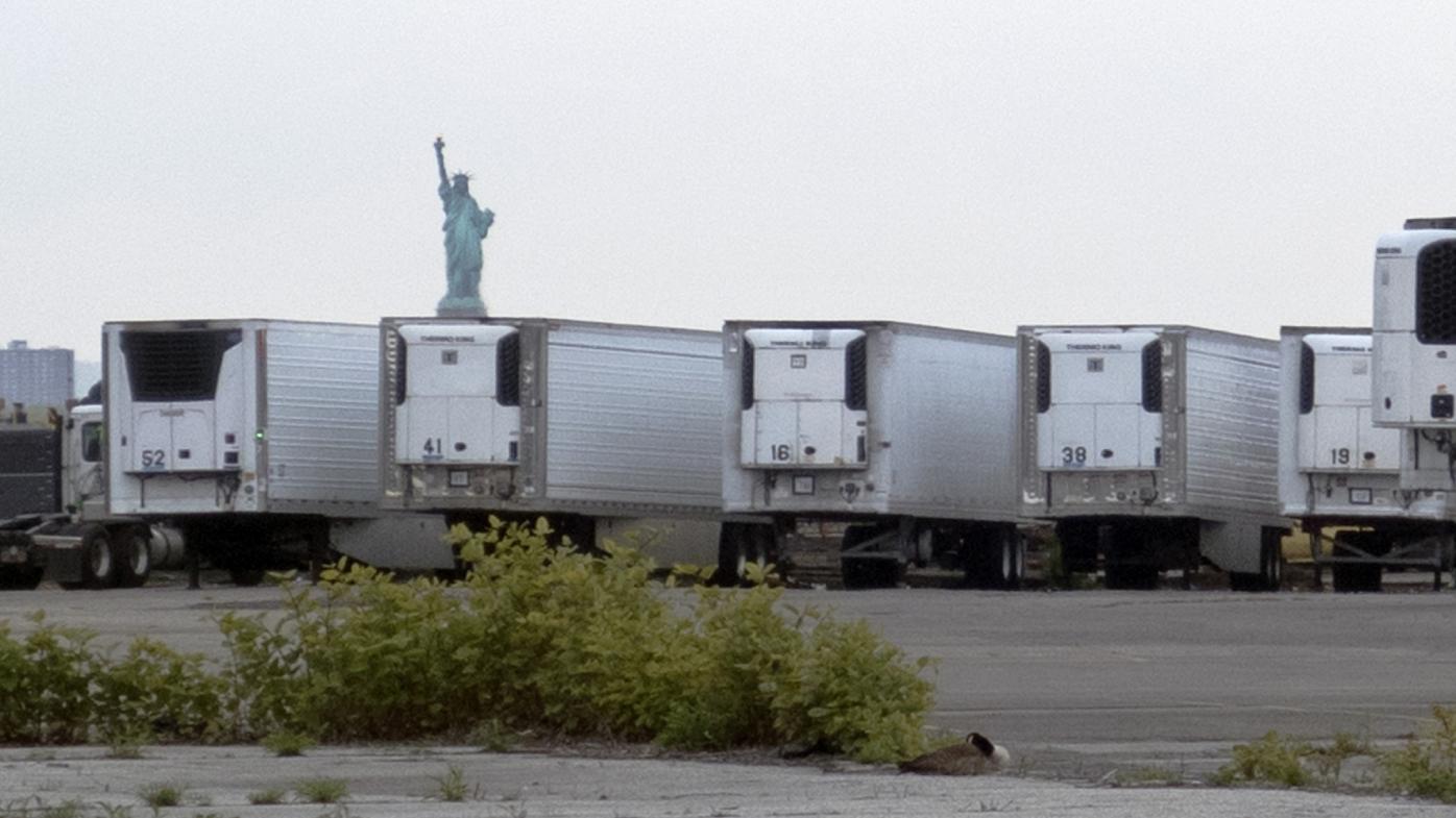 Trucks for storage